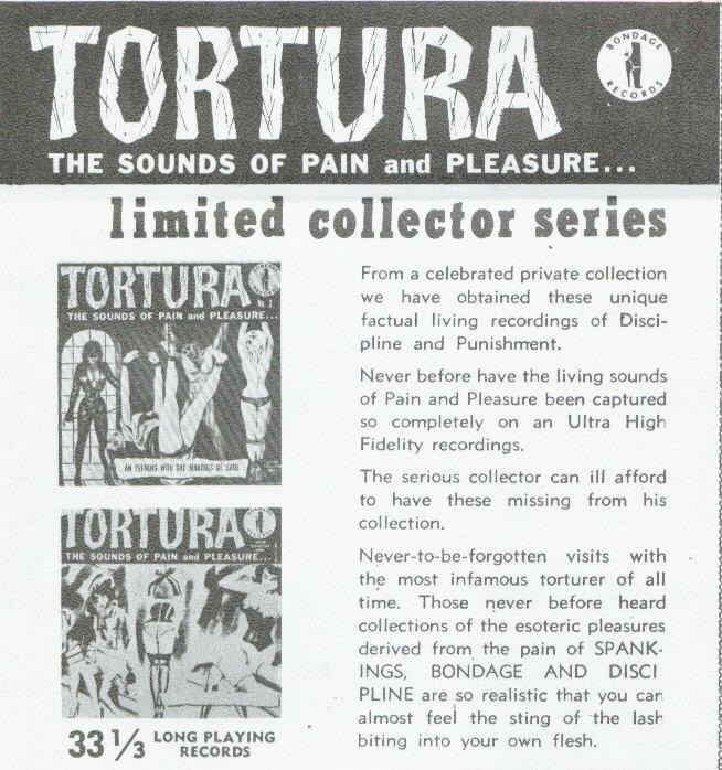 Sex mail catalogs