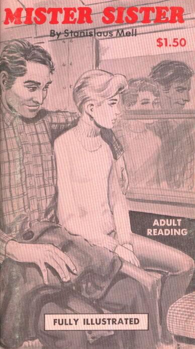 illustrated porno vintage