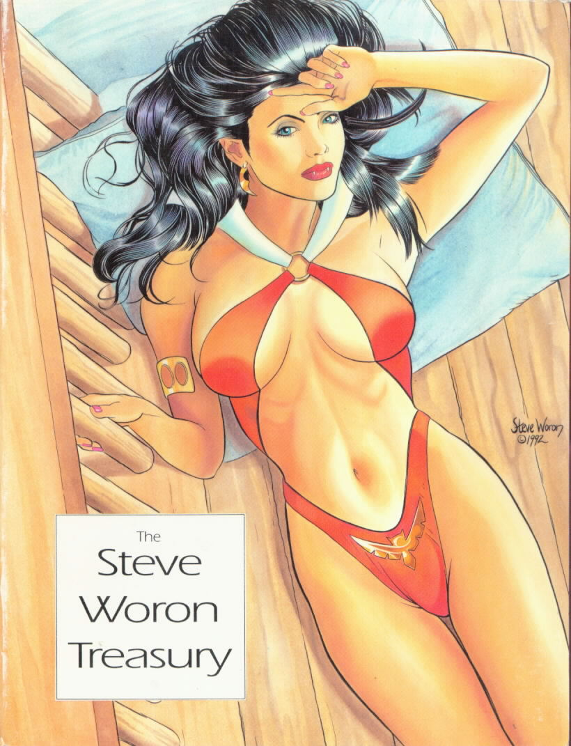THE STEVE WORON TREASURY