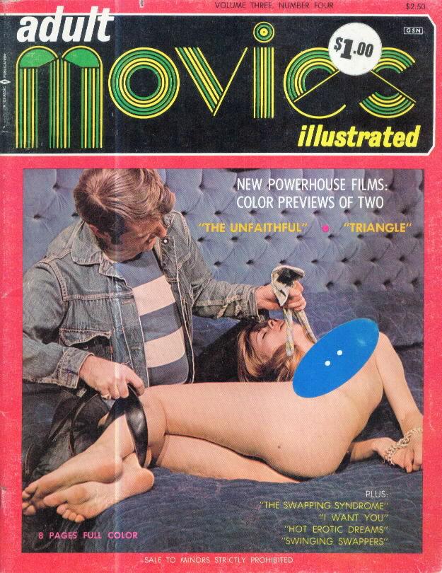 ADULT MOVIES ILLUSTRATED 3.4