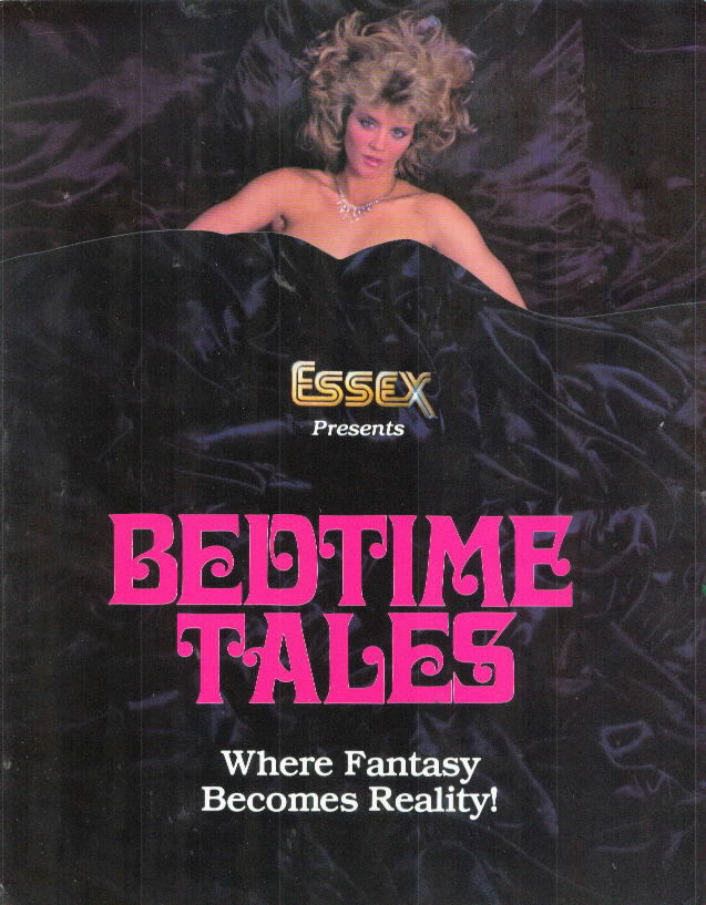 BEDTIME TALES Director: Henri Pachard Starring: Ginger Lynn, Honey Wilder, ...