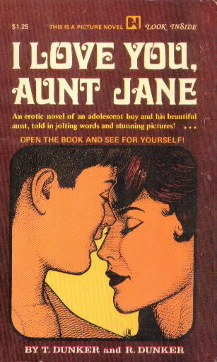 I LOVE YOU, AUNT JANE