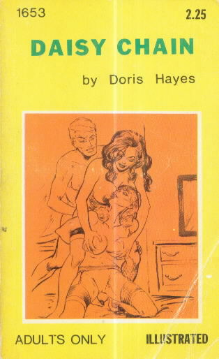DAISY CHAIN by Doris Hayes (illustrated by Erc Stanton)