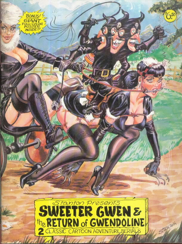 Stanton Presents SWEETER GWEN