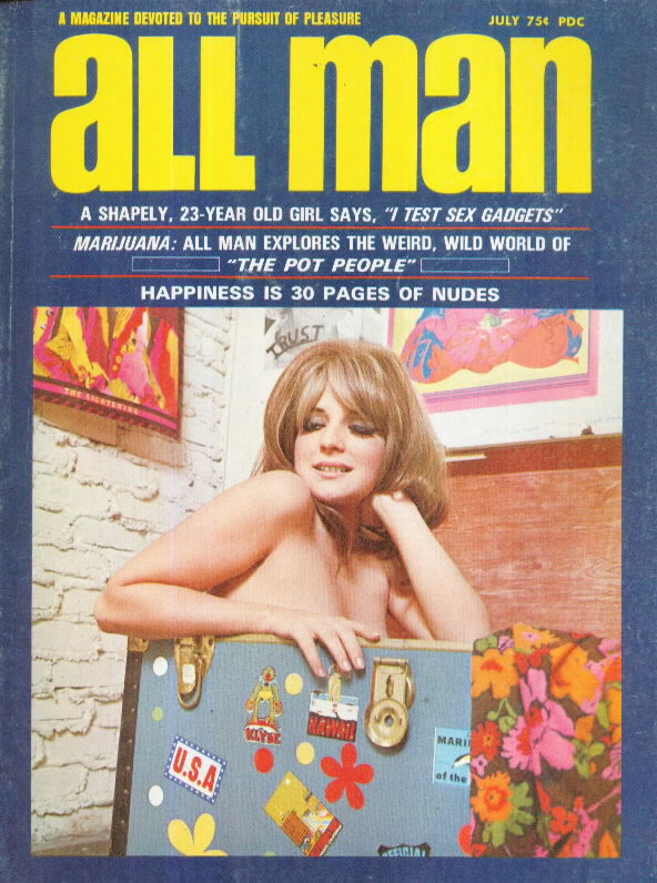 ALL MAN 8.10 July 1968