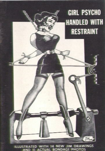 GIRL PSYCHO HANDLED WITH RESTRAINT (Mutrix, 1960)