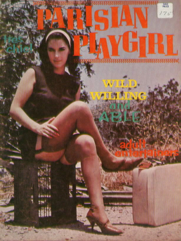 PARISIAN PLAYGIRL #2 Seven, Seventy One (c. 1962)