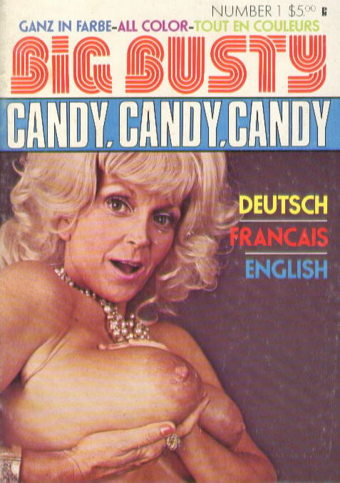 BIG BUSTY No. 1 CANDY with Candy Samples
