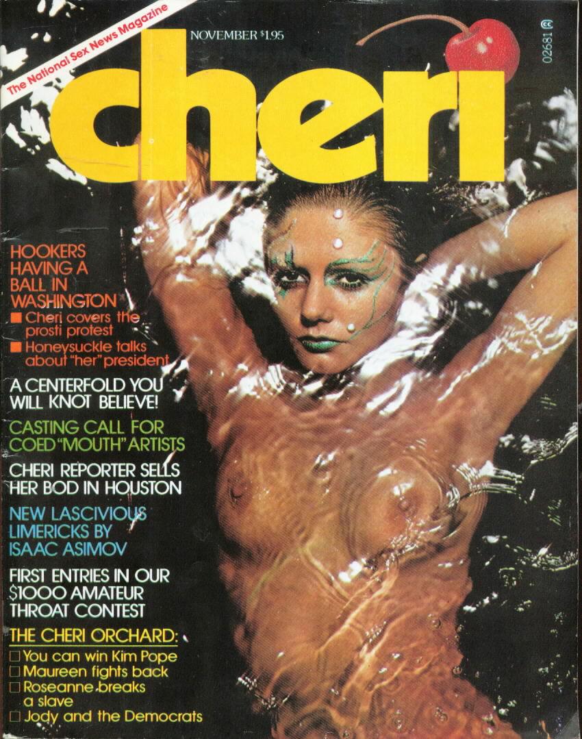 Cheri magazine vintage nudes