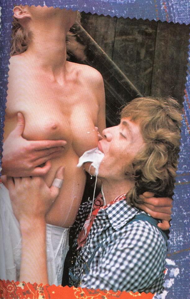 Commit Cheri magazine vintage nudes