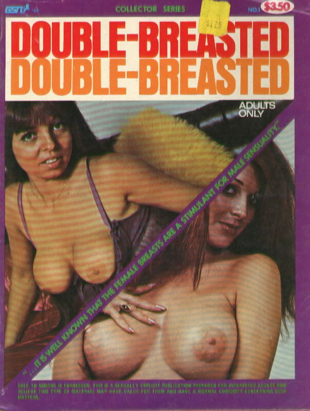 DOUBLE-BREASTED No. 1 Utopia GSN (circa 1971)