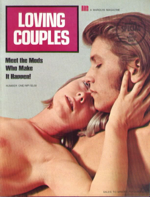 LOVING COUPLES Marquis 1970