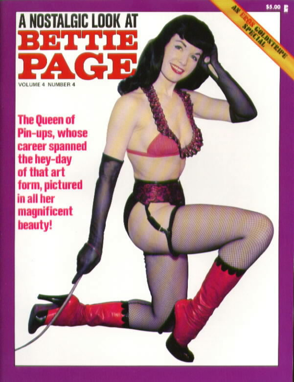 A NOSTALGIC LOOK AT BETTIE PAGE (1976)