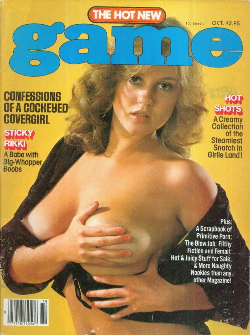 VintageSleaze.com: 1980s Adult Magazine Catalog -- GAME 7.7 October 1980 ...