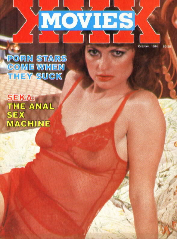 XXX MOVIES Oct. 1984 with Anna Ventura XXX MOVIES Expose 4.5 (October 1984)