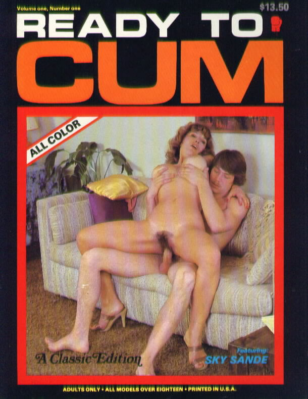 READY TO CUM (circa 1978-81)