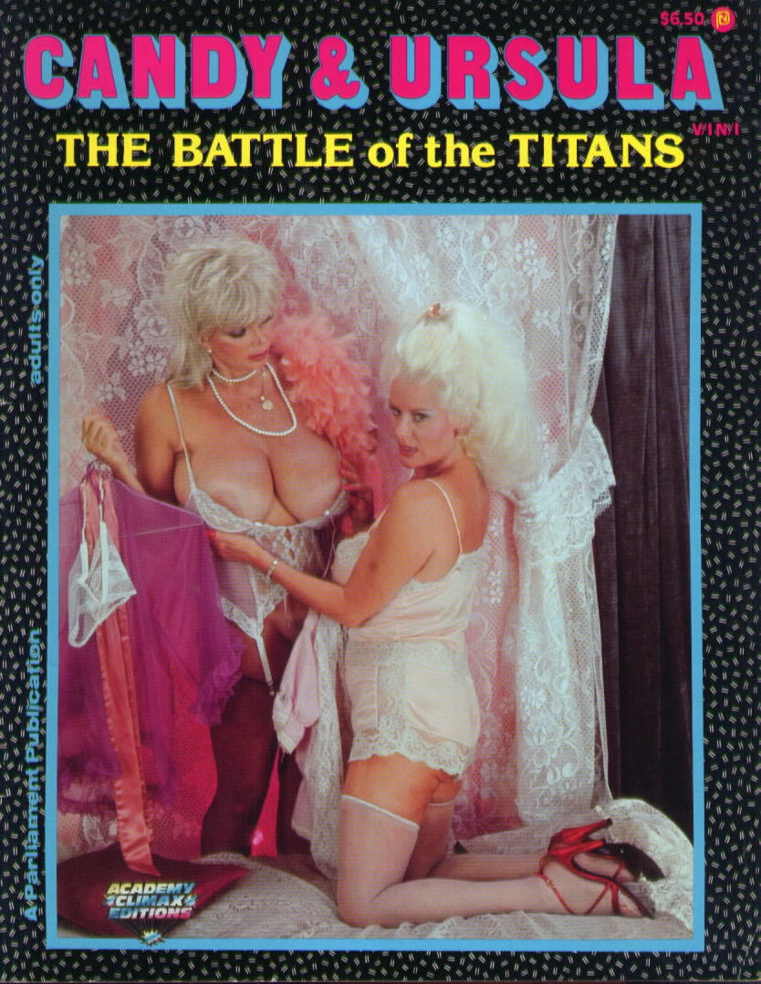 CANDY & URSULA The Battle of the Titans