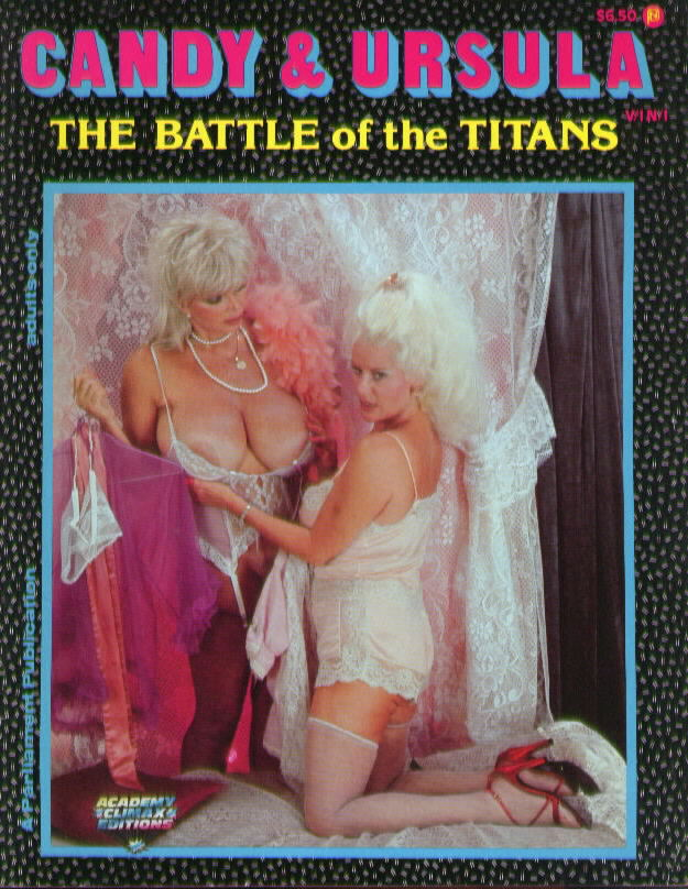 CANDY and URSULA Battle of the Titans