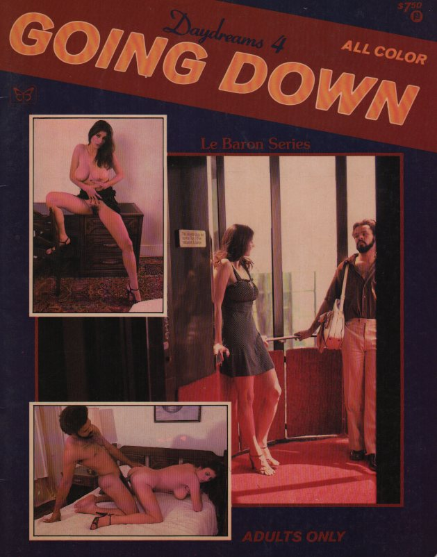 GOING DOWN (Le Baron Daydreams 4)