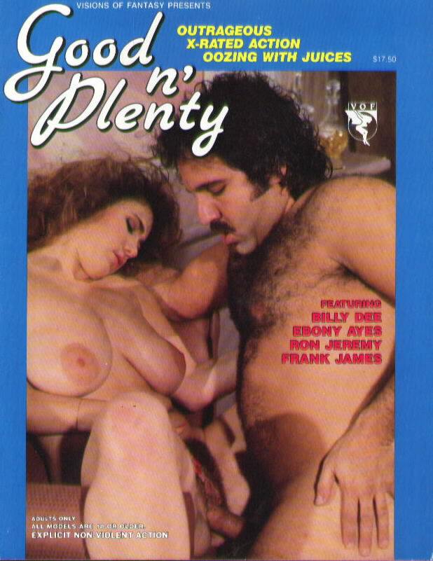 GOOD N' PLENTY with Ron Jeremy