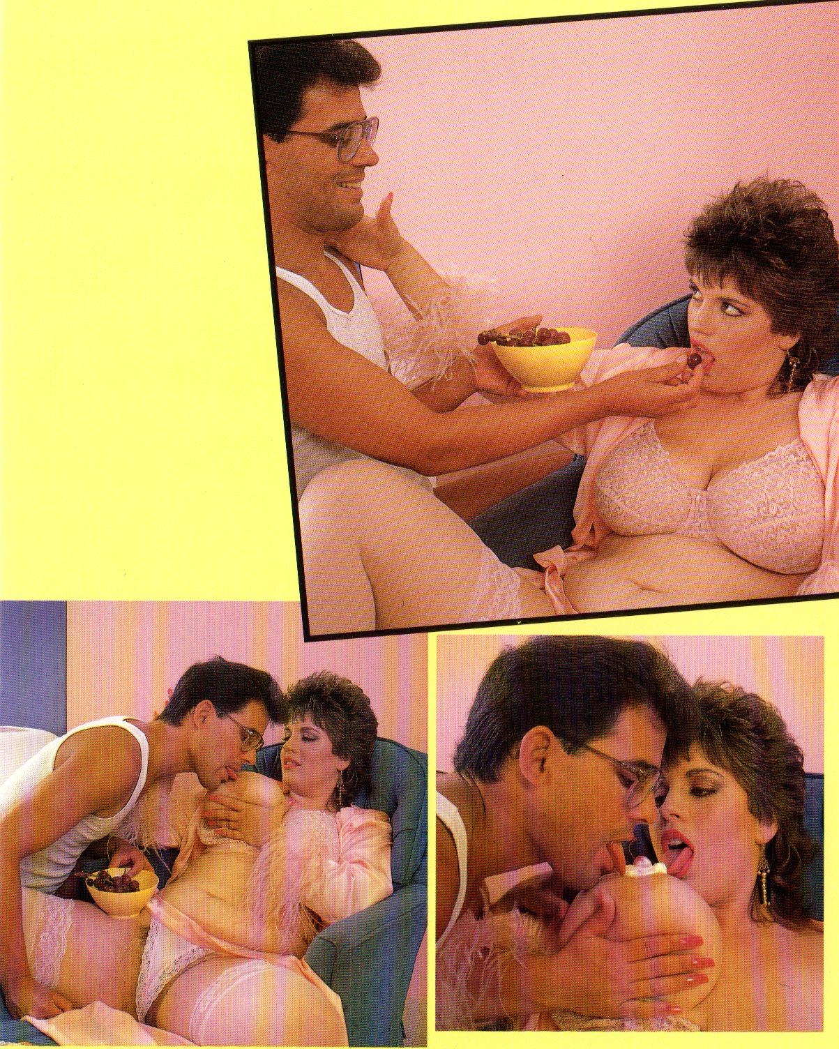 Mature threesome wife