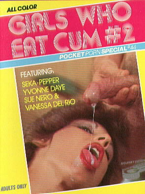 GIRLS WHO EAT CUM #2