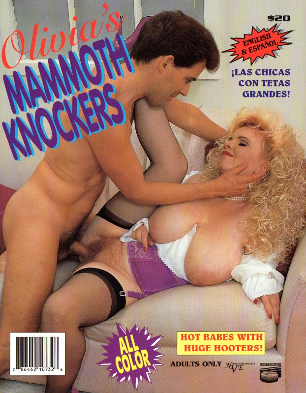 OLIVIA'S MAMMOTH KNOCKERS (Gourmet Edition)