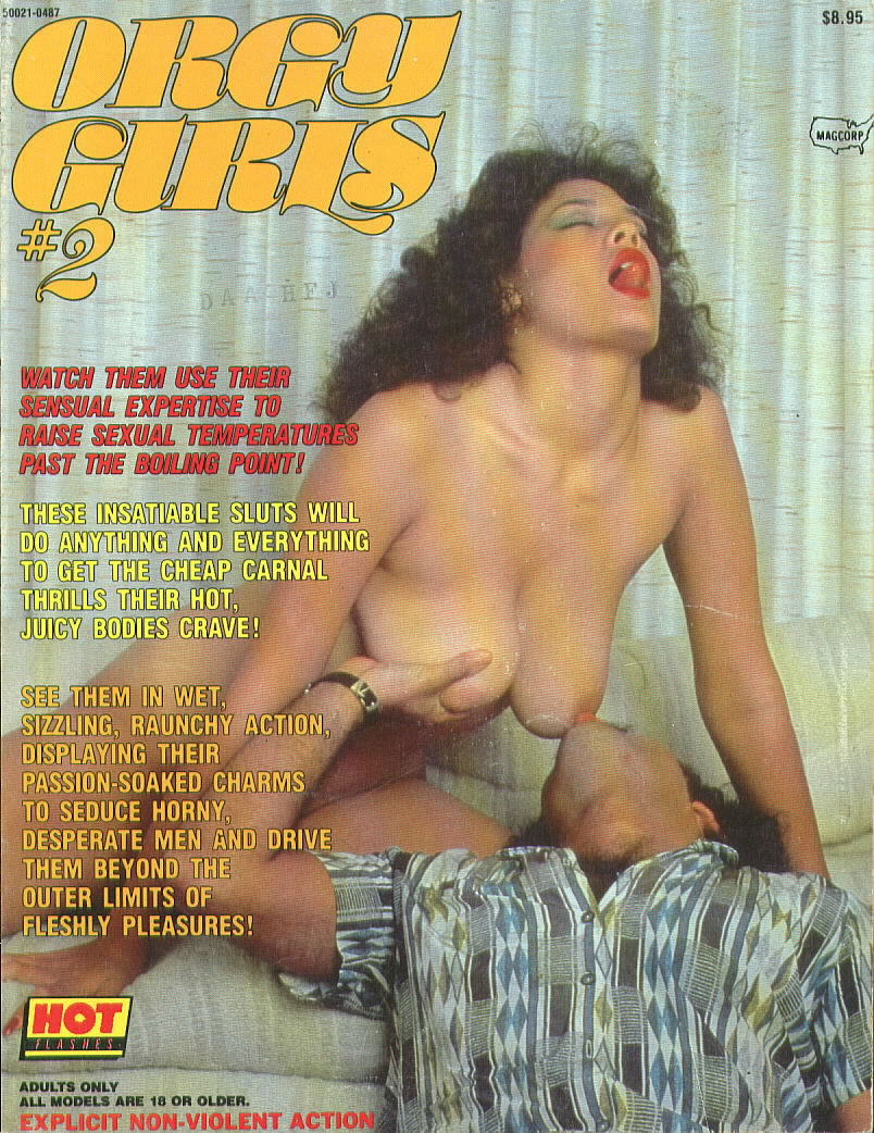 ORGY GIRLS #2 with John Holmes (circa 1984)
