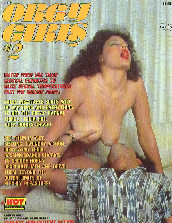 ORGY GIRLS #2 with John Holmes