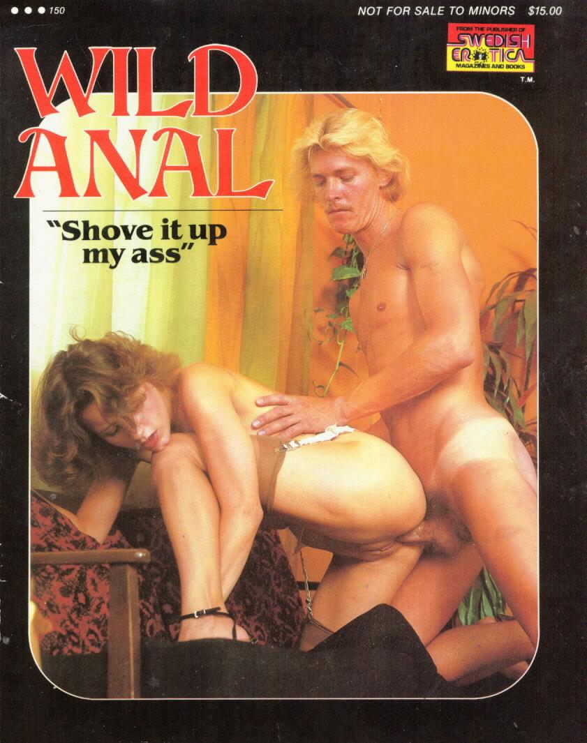 Swedish erotica anal
