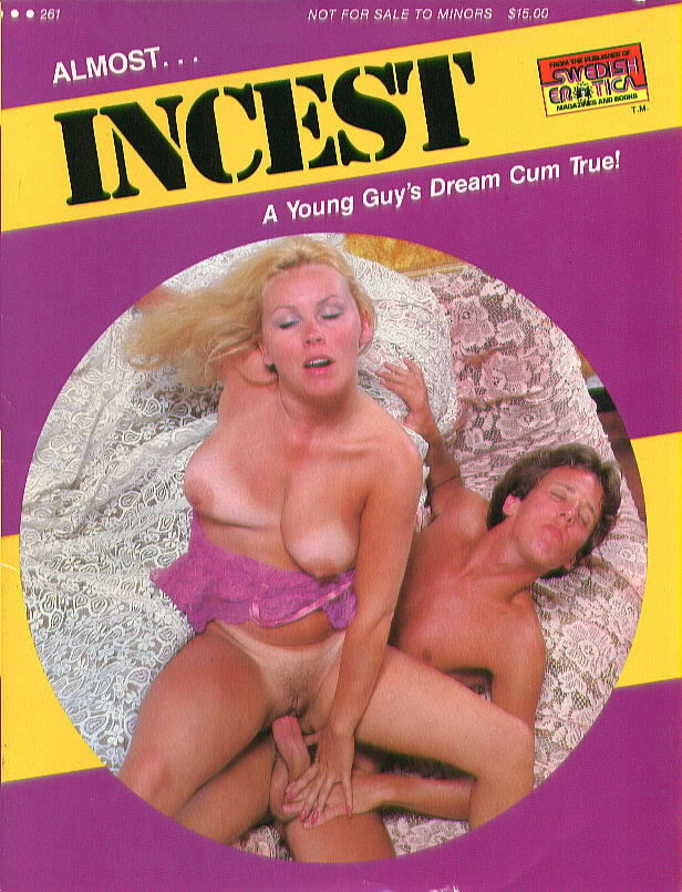 Swedish Erotica #261 ALMOST IN*CEST