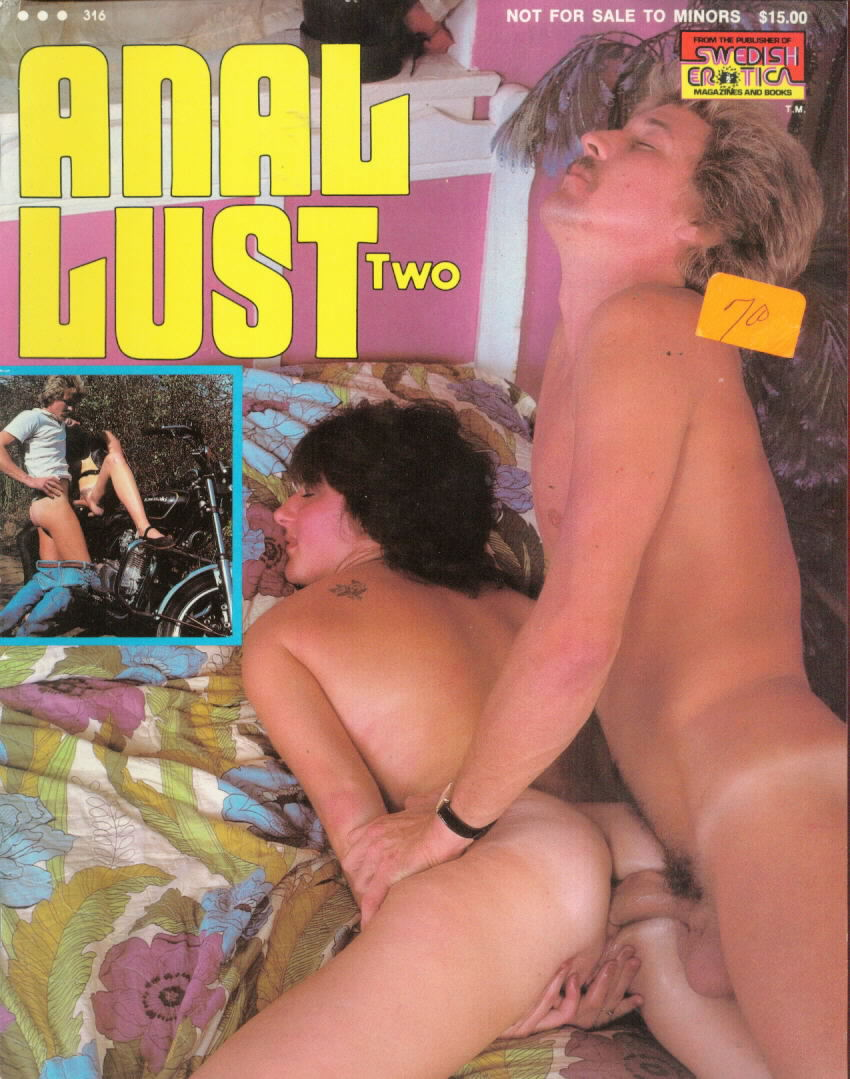 ANAL LUST Two