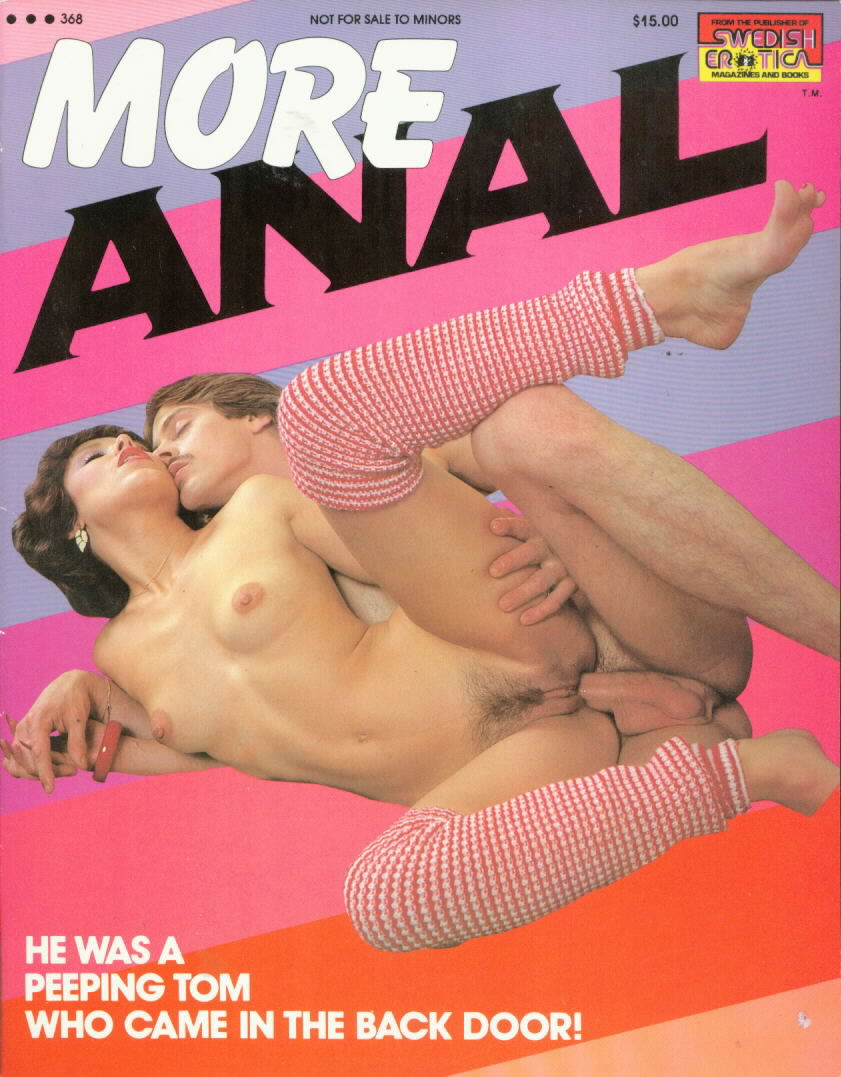 VintageSleaze.com: Swedish Erotica Adult Magazines Catalog