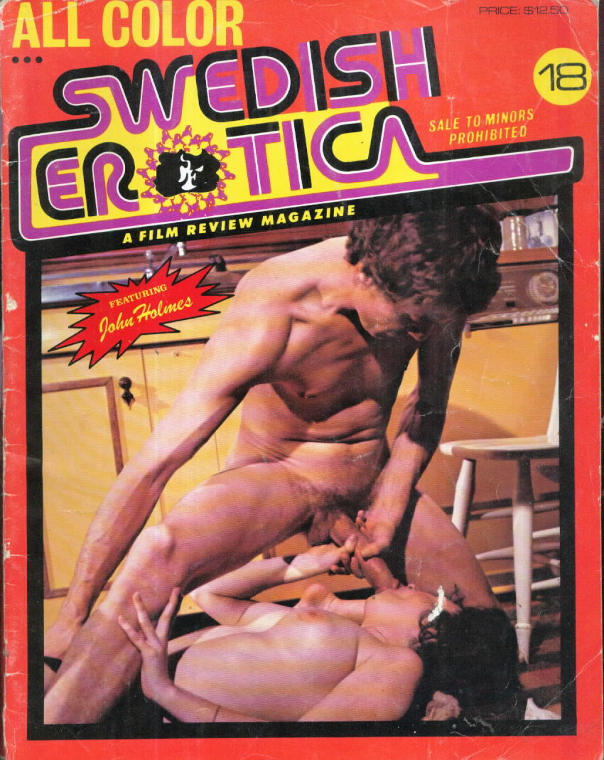 SWEDISH EROTICA 18 with John Holmes, Paul Thomas and Aunt Peg