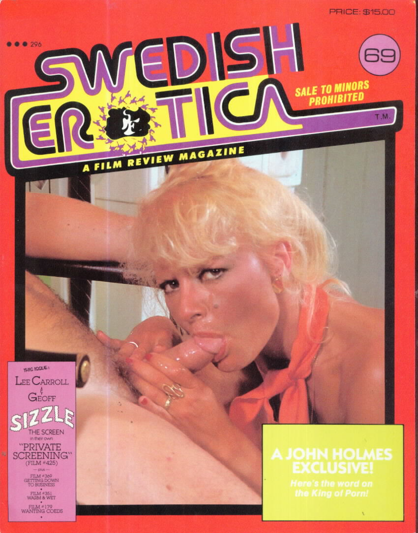 Opinion you Swedish erotica video review