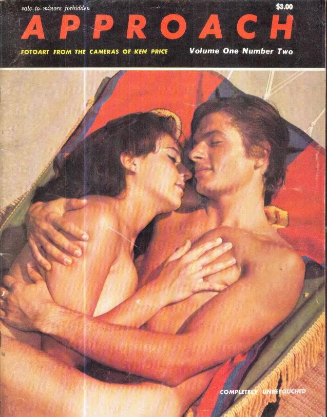vintage magazine nude old
