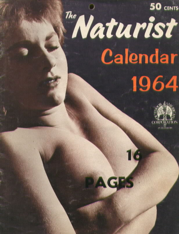 THE NATURIST CALENDAR 1967 (16 PAGES)