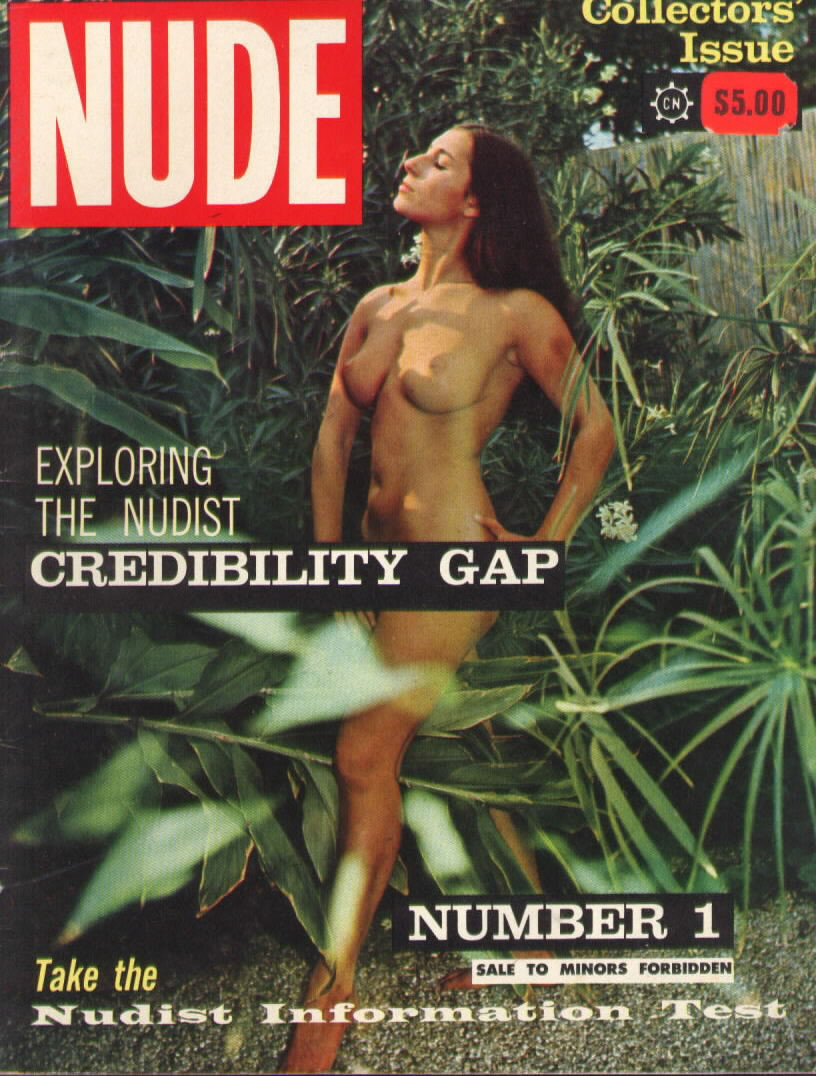 Magazine sonderheft Nudist sonnenfreunde