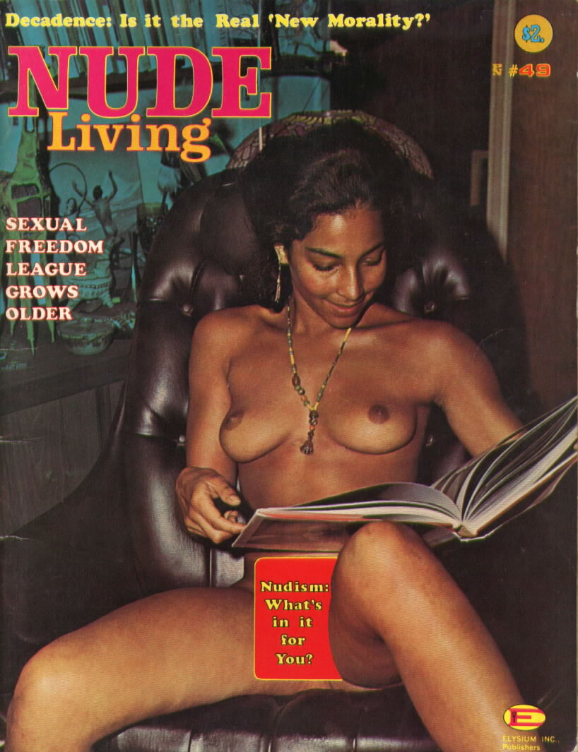 NUDE LIVING 10.2 1970