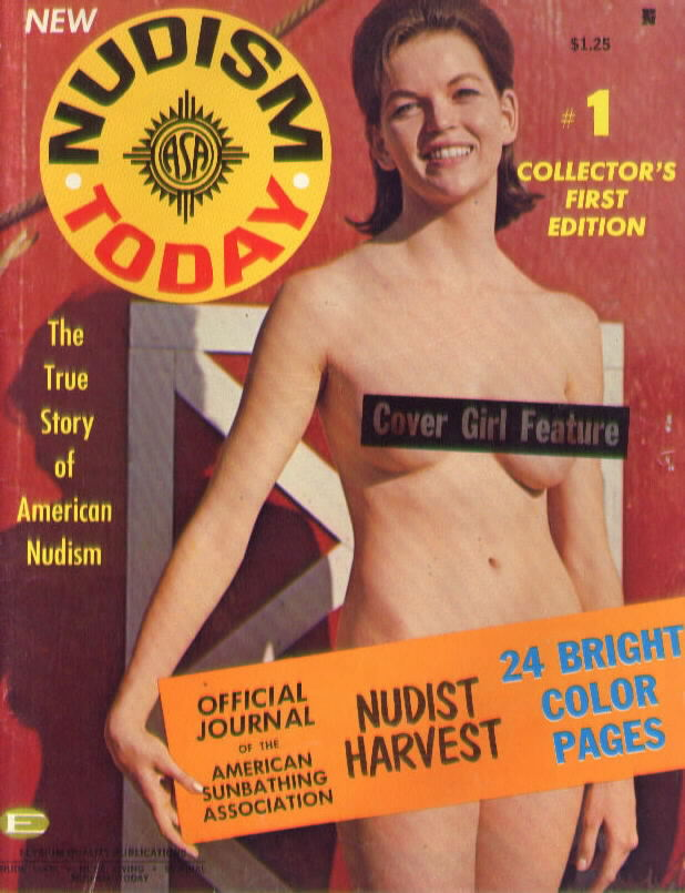 NUDISM TODAY #1 (Elysium 1964)