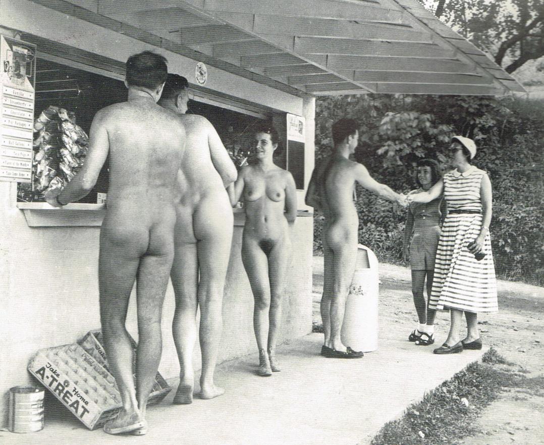 Casual nudist photos