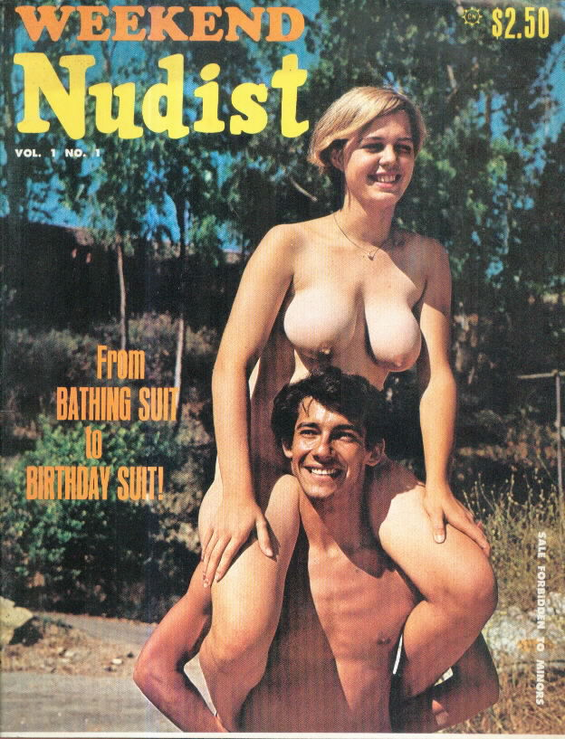 WEEKEND NUDIST 1.1
