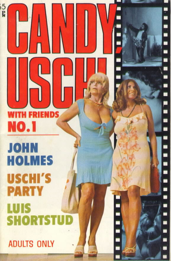 CANDY USCHI with Friends No. 1 (1979)