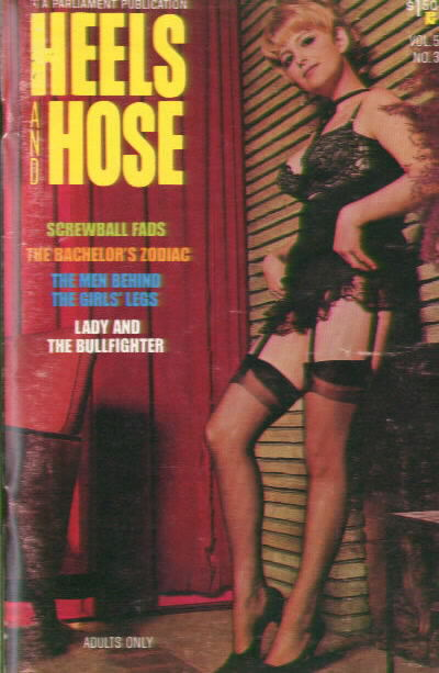 HEELS AND HOSE Volume 5 No. 3 (1968)