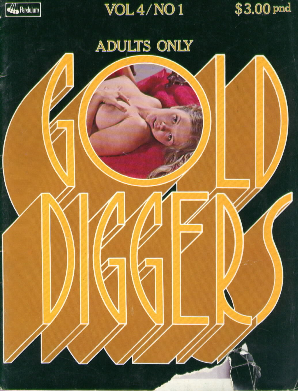 GOLD DIGGERS 4.1 (1972) including Edward D. Wood, Jr.