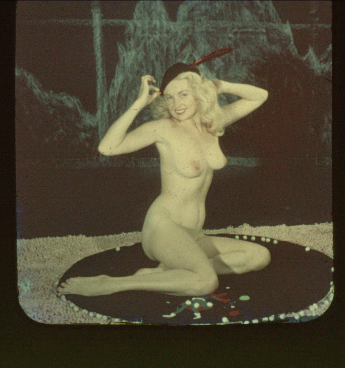 1940s Color Porn - Circa 1940s? VERY GOOD only