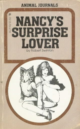 NANCY'S SURPRISE LOVER by Robert Swinton