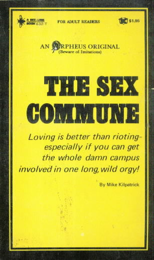 THE SEX COMMUNE