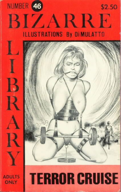 The Bizarre Library adult paperbacks marked a high-point in the ...