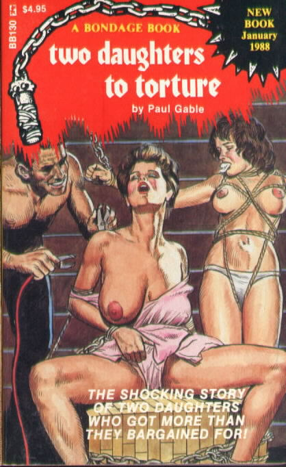 adult bondage literature